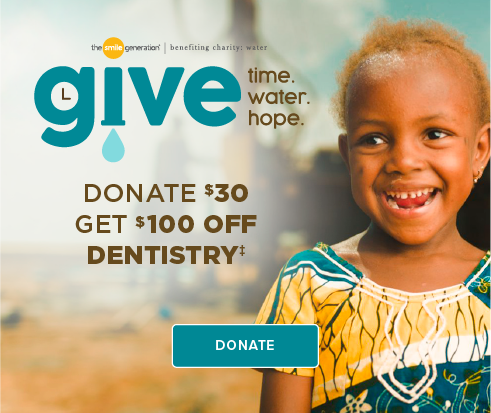 Donate $30, Get $100 Off Dentistry - Southpark Meadows Dental Group and Orthodontics